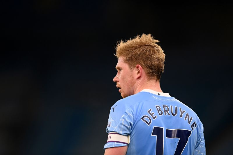 Manchester City star Kevin De Bruyne has had another good season