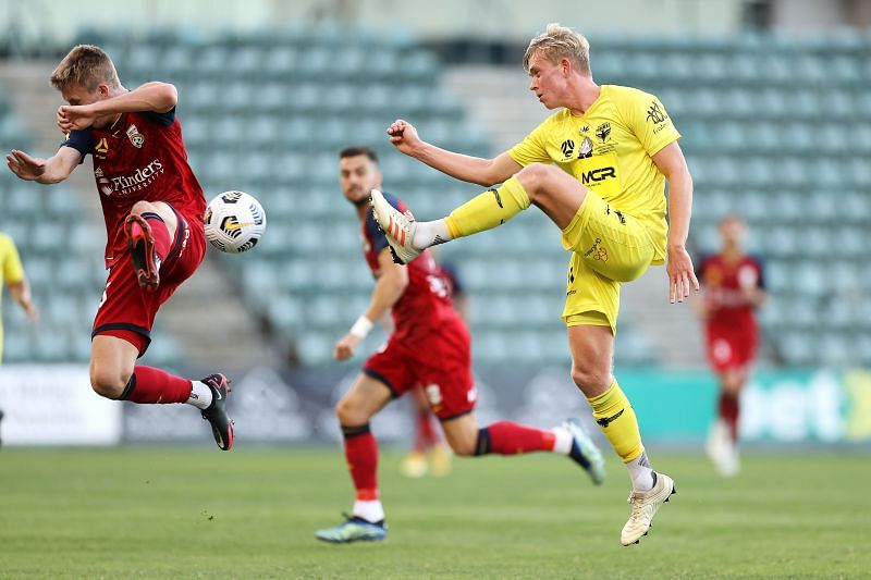 Wellington Phoenix take on Adelaide United this week