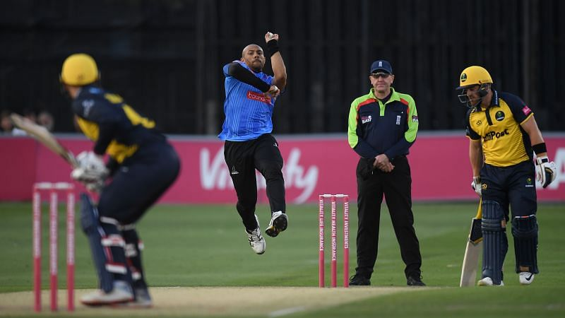 Tymal Mills has played for the Karachi Kings, the Peshawar Zalmi and the Quetta Gladiators in the PSL