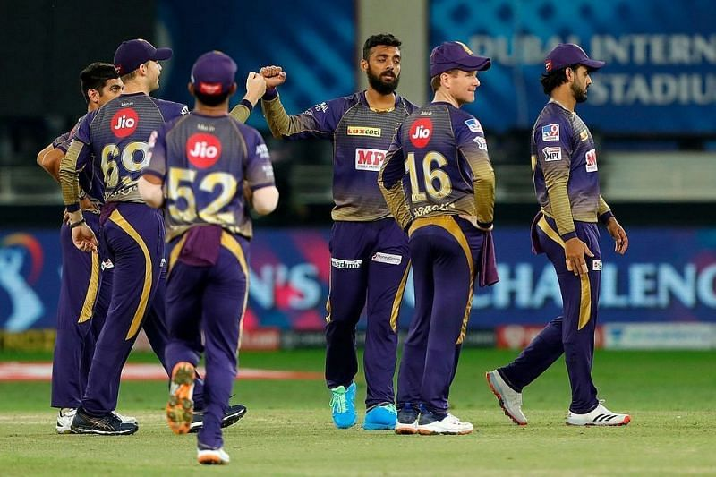KKR have won just two of their seven matches in IPL 2021.