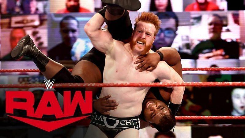 WWE सुपरस्टार शेमस
