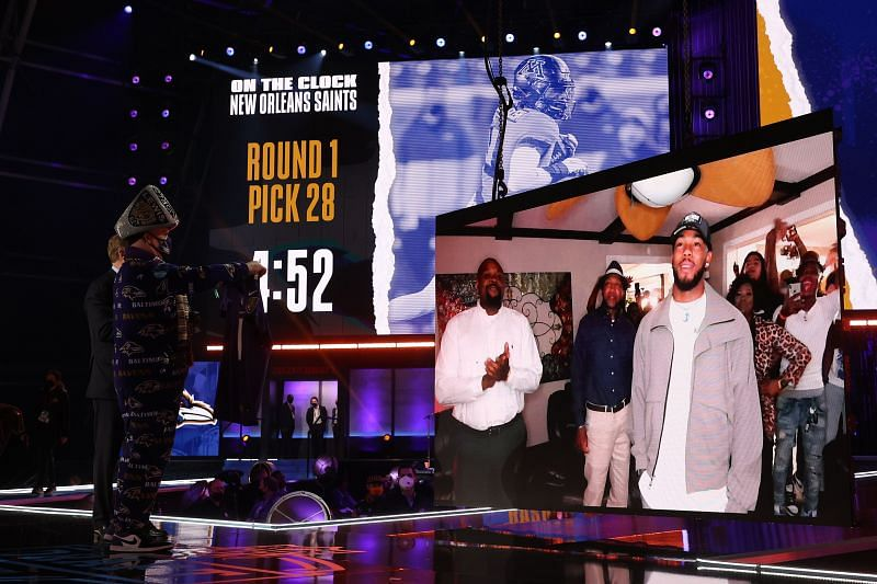 Day 3 of the 2021 NFL Draft is set to get underway tonight!