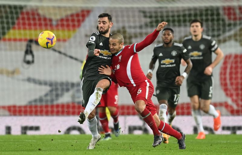 Liverpool take on Manchester United this week