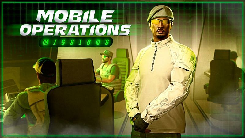 MOC Missions can be unlocked once the player purchases a MOC in GTA Online (Image via Rockstar Games)