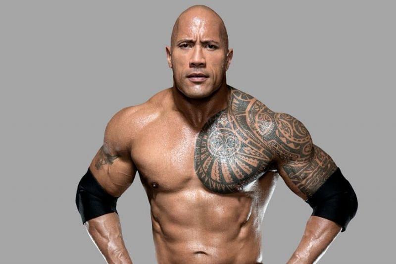 WWE सुपरस्टार द रॉक