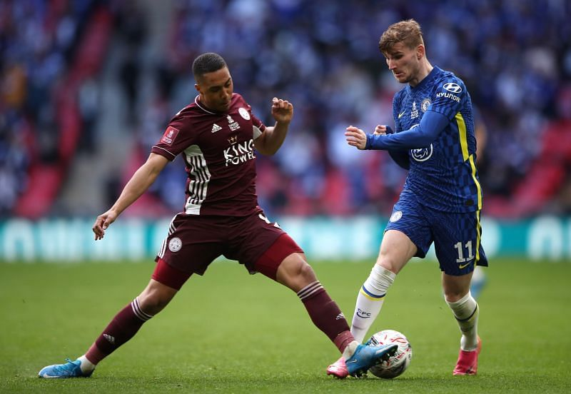 Chelsea v Leicester City: The Emirates FA Cup Final