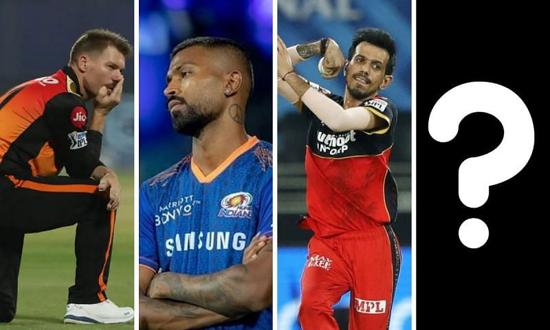 IPL 2021: Flop XI of the season
