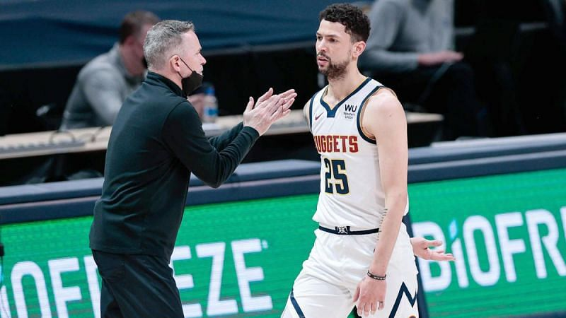 Austin Rivers earned a contract with the Denver Nuggets till the end of the 2020-21 NBA season.