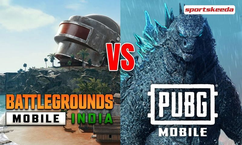 Battlegrounds Mobile India vs PUBG Mobile global version: Major differences players should know