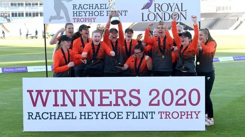 SES vs SV Dream11 Fantasy Suggestions - Rachael Heyhoe Flint Trophy (Source: Getty Images)