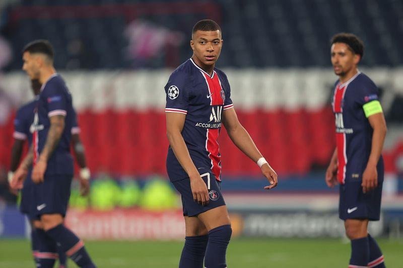 Paris Saint-Germain v Manchester City - UEFA Champions League Semi Final