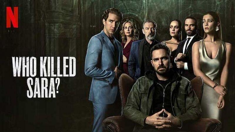"Official poster of ""Who Killed Sara"" Season 1 (Image via Netflix)"