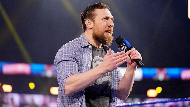 WWE सुपरस्टार डेनियल ब्रायन