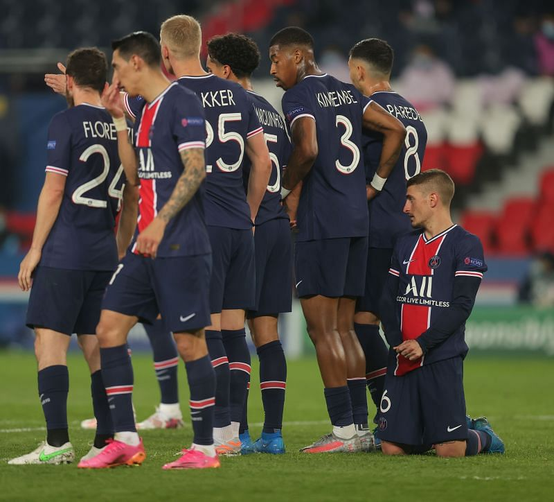 PSG defeated Lens