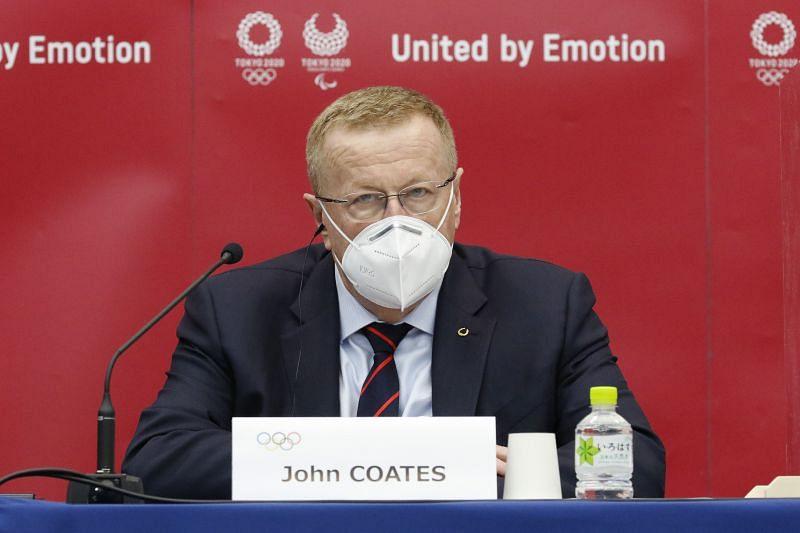 IOC VIce President John Coates claims the 2021 Tokyo Olympics will go ahead as planned