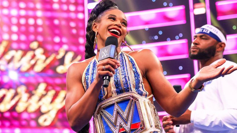 Who will face Bianca Belair at SummerSlam?