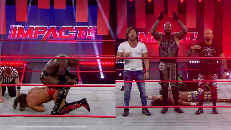 Kenny Omega and The Good Brothers run wild; Moose and James Storm fight for a shot at Omega