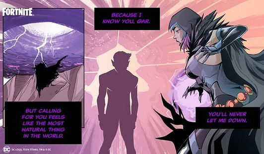 Rebirth Raven Summons Beast Boy to the Battlefield, Changing Fortnite Forever {Image via Epic Games}
