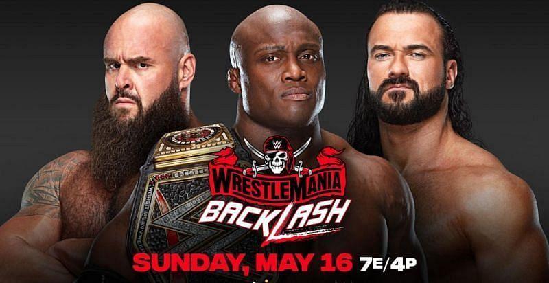 रेसलमेनिया बैकलैश(WrestleMania Backlash)