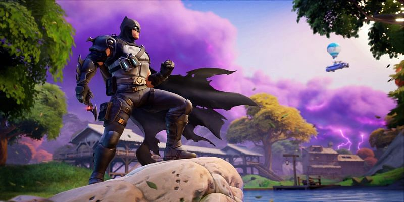Batman and Catwoman are teaming up in Fortnite Batman Zero Point comic (Image via Twitter, SizzyLeaks)