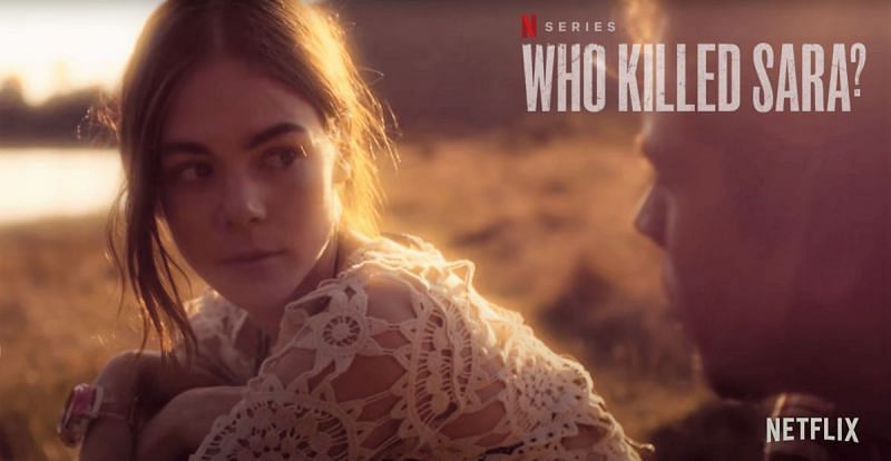 Who Killed Sara? first aired in March (Image via Netflix)