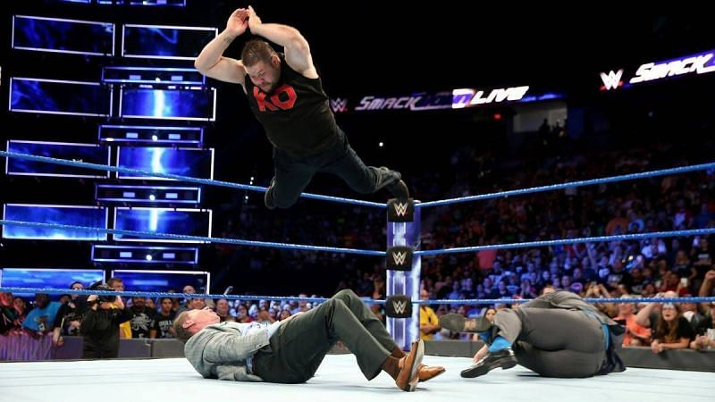 Kevin Owens is no stranger to the extreme