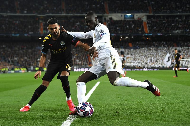 Real Madrid left-back has been tipped to be Marcelo