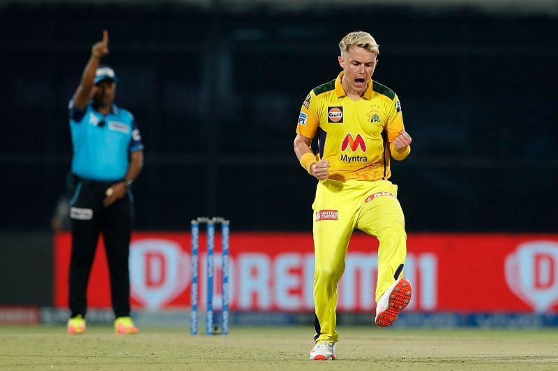 Sam Curran bowled an excellent 17th over for CSK [P/C: iplt20.com]