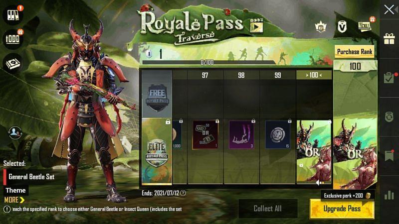 PUBG Mobile Season 19 Traverse Released: New Rewards, Modes & More