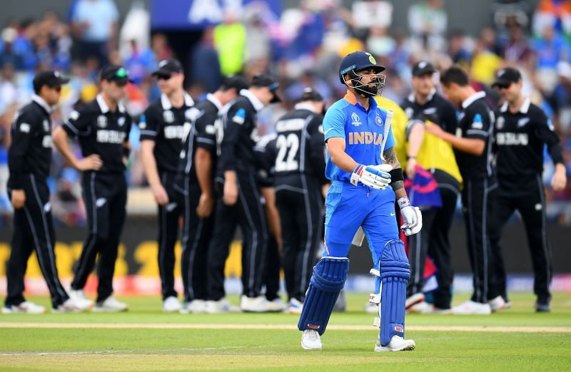World Test Championship Final: 3 times New Zealand stunned India in ICC  tournaments
