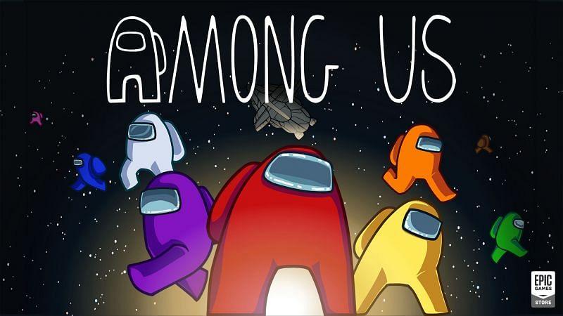 Get Among Us for free via Epic Games (Image via InnerSloth LLC)
