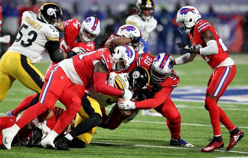 Pittsburgh Steelers vs Buffalo Bills