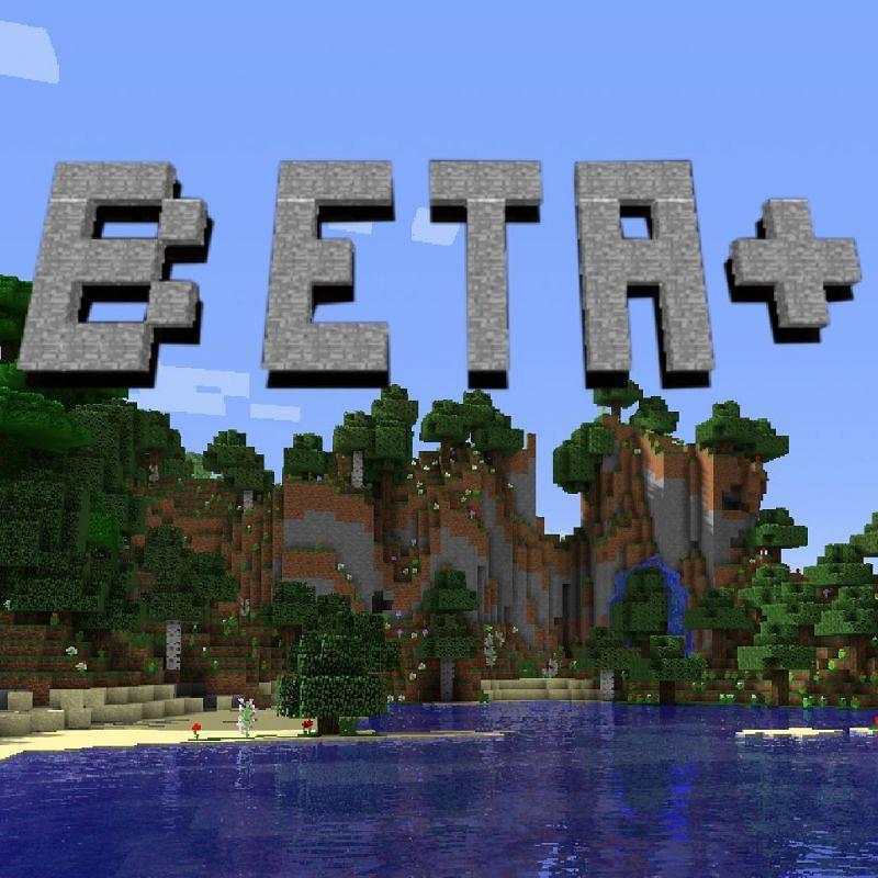Beta-beeld (afbeelding via Minecraft.curseforge)
