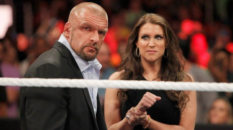 Triple H and Stephanie McMahon may have to take notice