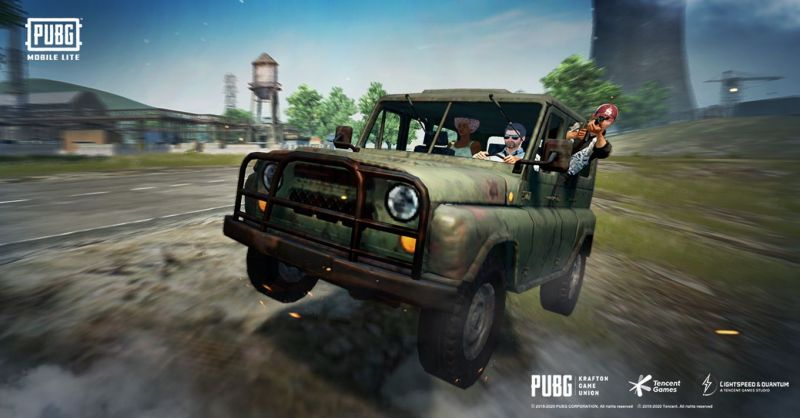 The PUBG Mobile Lite 0.21.0 version was rolled out in April (Image via PUBG Mobile Lite / Facebook)