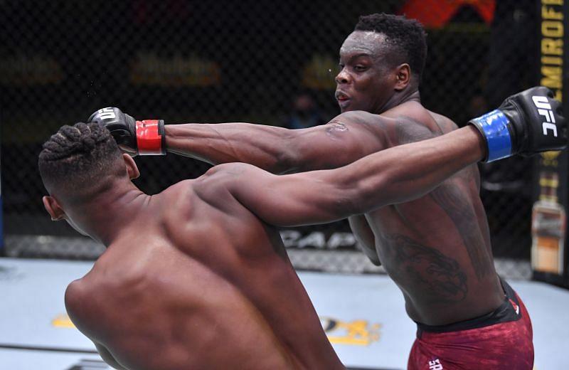 UFC Fight Night: Saint Preux vs Hill