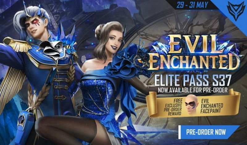 Pre-orders for the Elite Pass Season 37 have begun