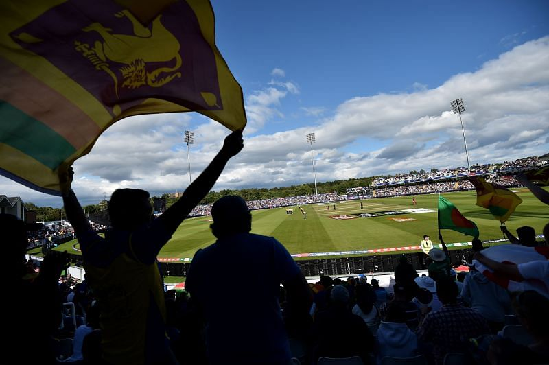 Sri Lanka are due to travel to England at the end of this month