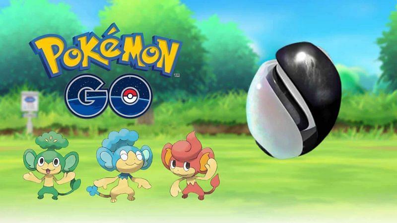 A Unova Stone and applicable Pokemon (Image via Niantic)