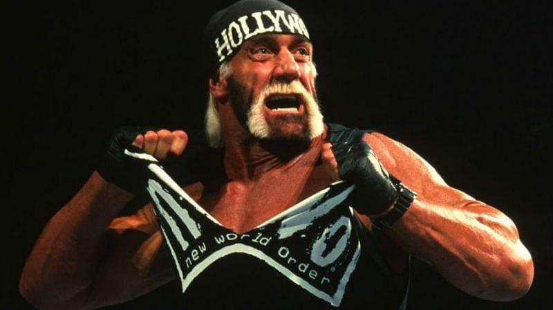 Hulk Hogan in the nWo (Credit: WWE)