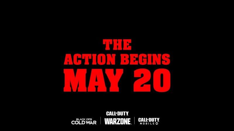 Rambo coming to COD Mobile, Warzone and Black Ops Cold War (Image via Activision)