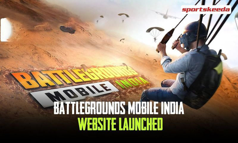 New Battlegrounds Mobile India website launched as PUBG Mobile India site goes offline