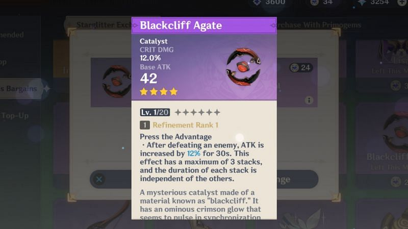 Blackcliff Agate from the Starglitter Shop
