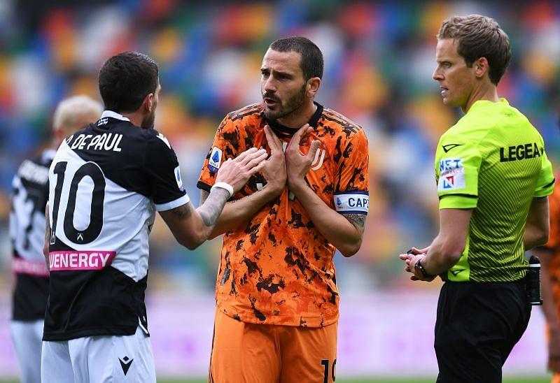Udinese Calcio vs Juventus - Serie A