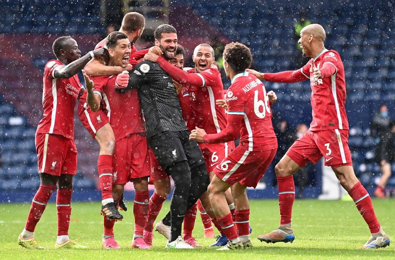 West Bromwich Albion 1-2 Liverpool: Reds player ratings as Alisson's dramatic late winner keeps alive top-4 hopes | Premier League 2020-21