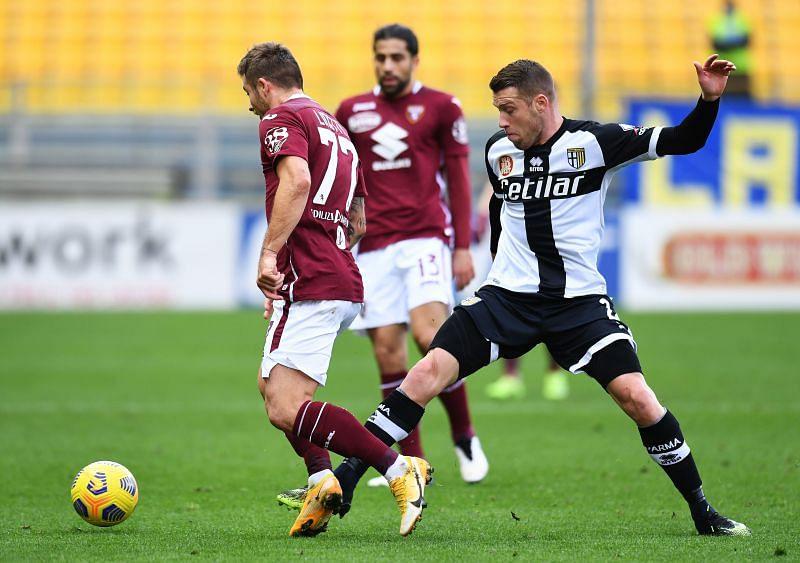 Torino take on Parma on Monday