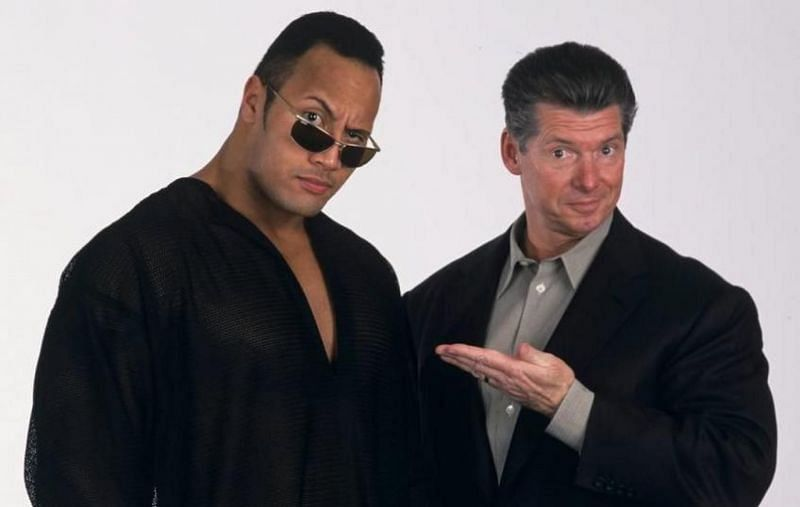 Vince McMahon believed in The Rock from the start