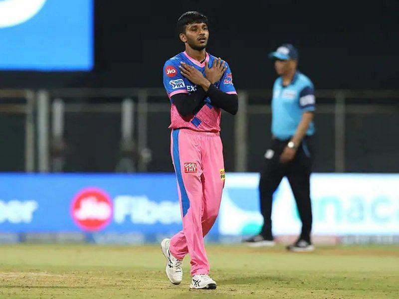 Chetan Sakariya might get his maiden India call-up