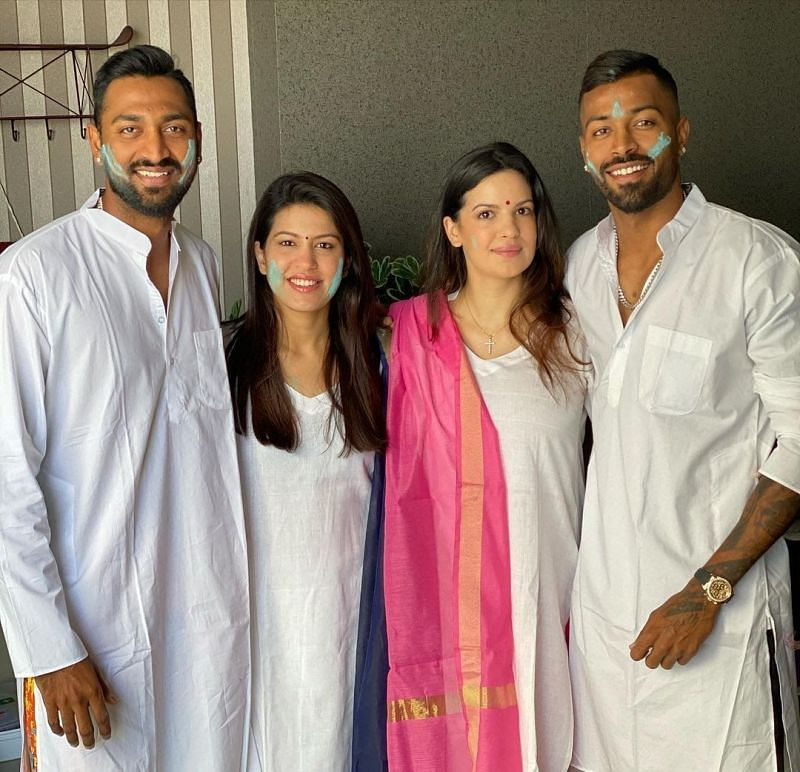Hardik Pandya's Marriage with Natasa Stankvoic