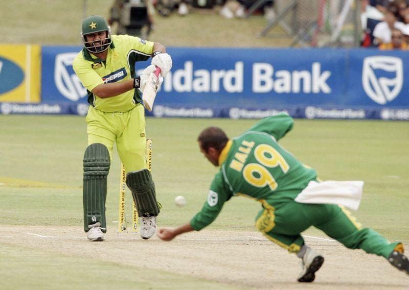 Inzamam-ul-Haq scored over 11,000 runs in ODI cricket